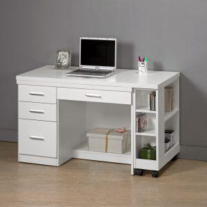 【現代風-米洛斯】4尺多功能書桌